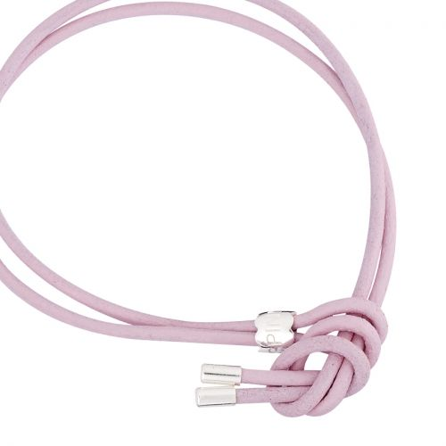 Spinning Jewelry Pink Leather Bracelet 479306, Spinning Leather Bracelets, Spinning Jewelry | JewelFirst online jewellery store