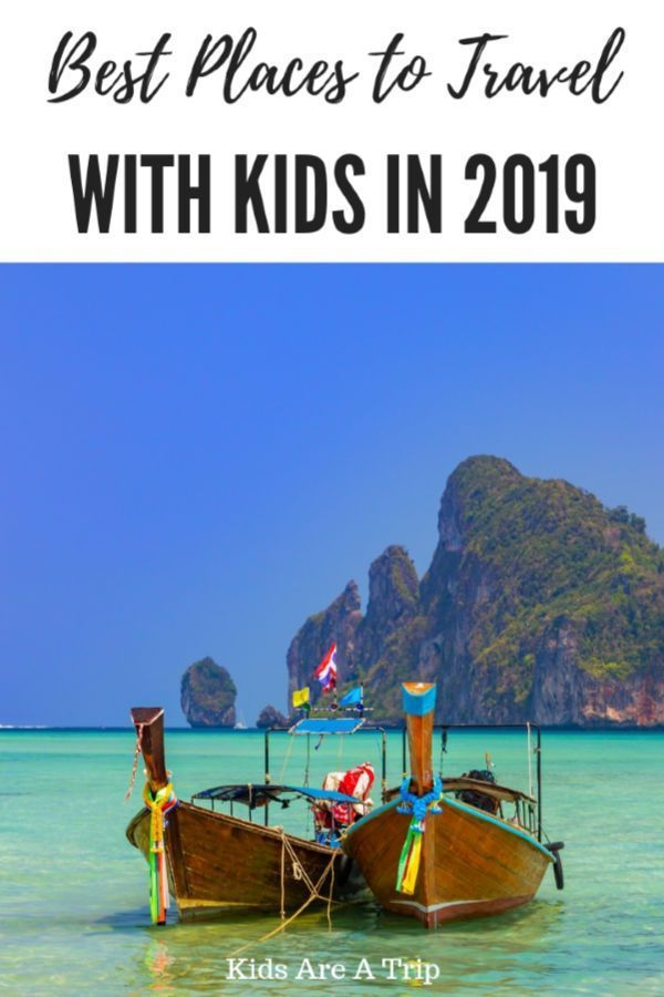 Best Places to Travel with Kids in 2019
