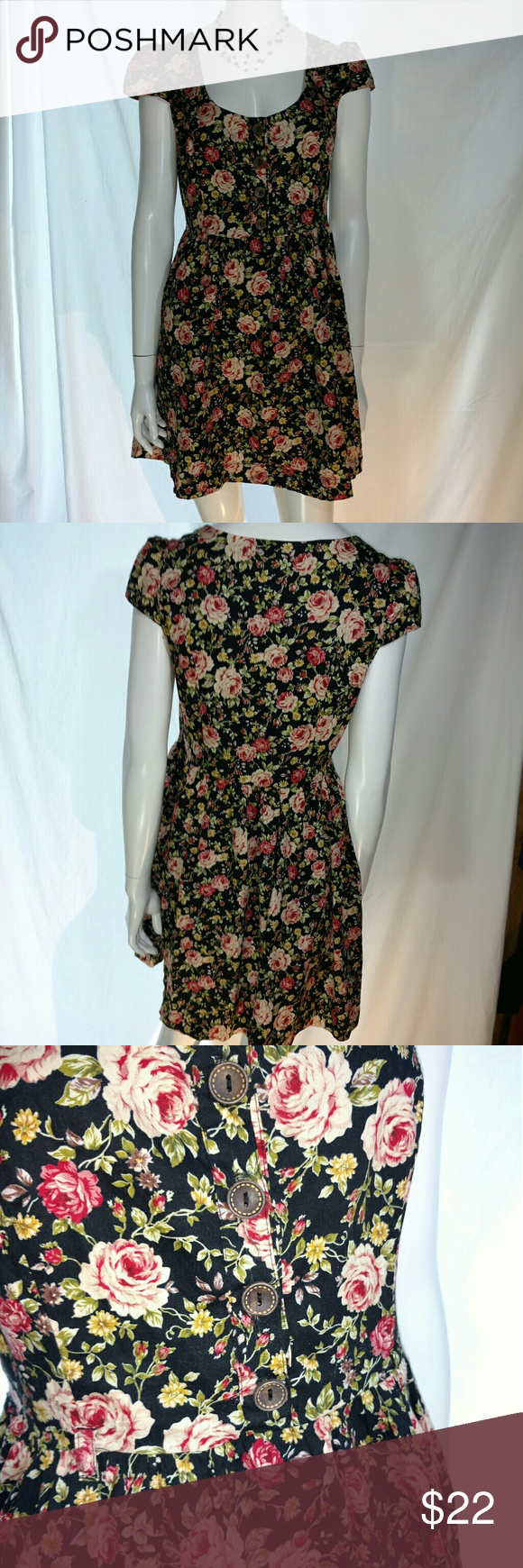 Soldmanteau dress mini button front l pinterest pink roses