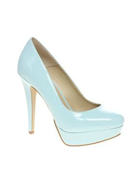 I like the color of these heels