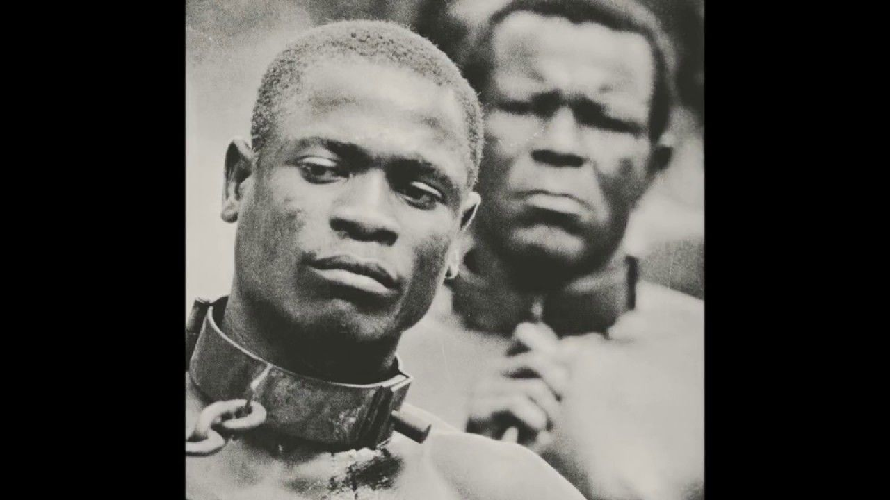 Slavery in America  - Journey To The Past