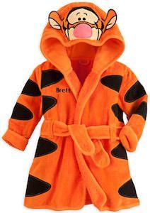1b153e566e Winnie the Pooh - Tigger Baby Bath Robe