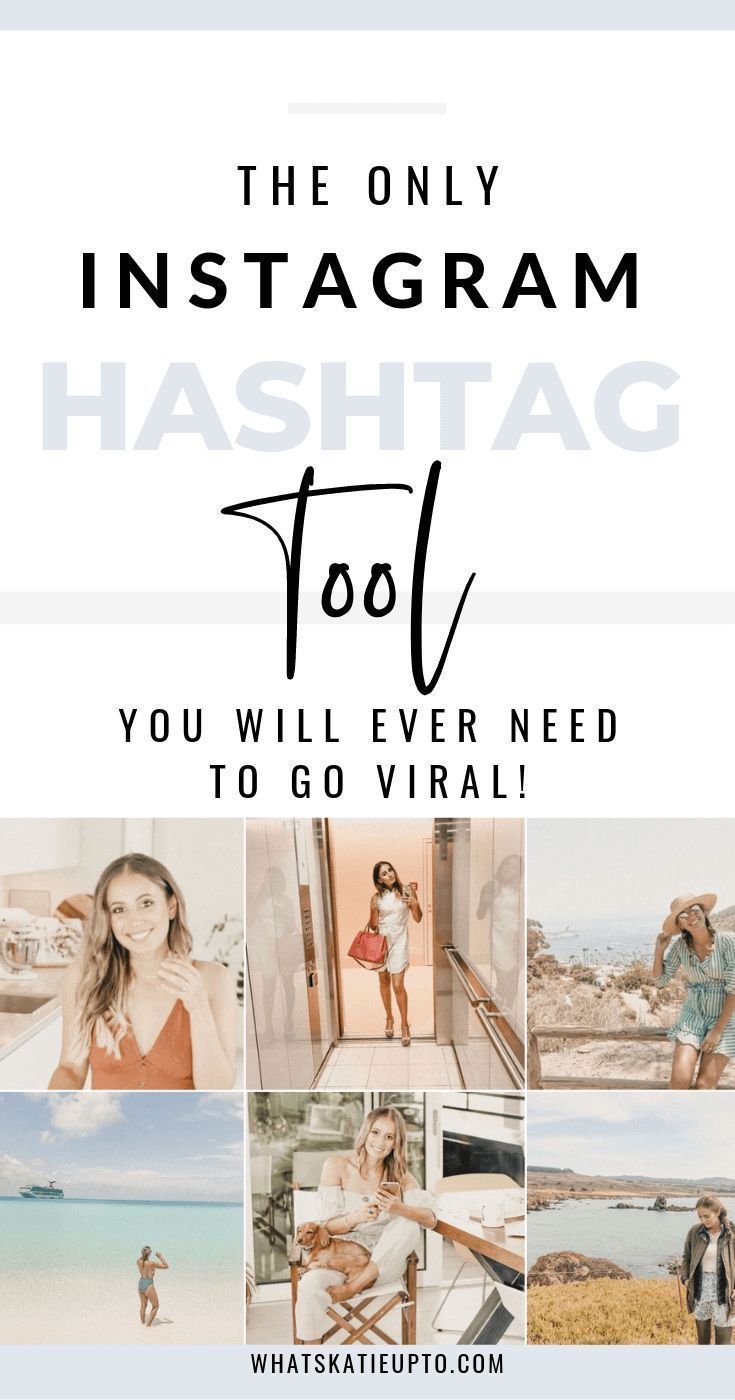 Best Tips how to use the Instagram Hashtag Tool!