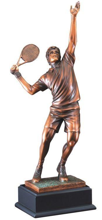 Men S Tennis Statue Trophy Fantasy Football Gifts Statue Fantasy Football App