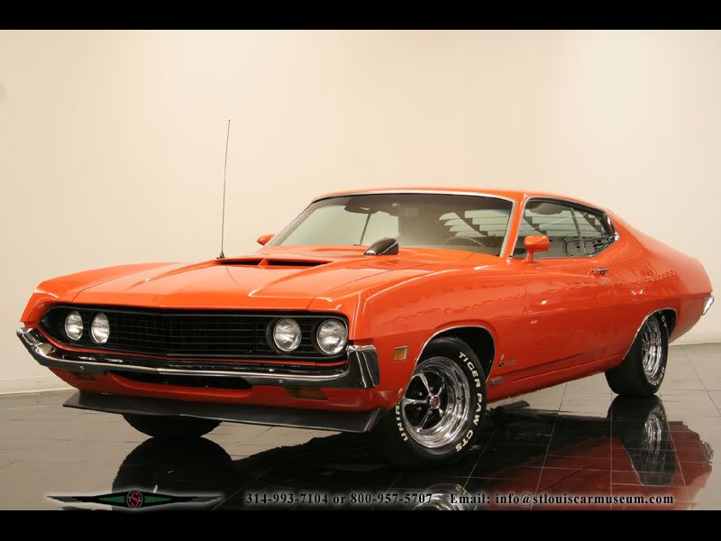 1967 Ford Gran Torino Gt Muscle Cars Classic Cars Ford Torino