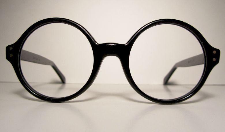 908e1c6511 1960s Styl-Rite Round Black SRO vintage optical frames eyeglasses eye  glasses sun sunglasses eyewear eye wear cat eye cateye retro 1950s.   125.00