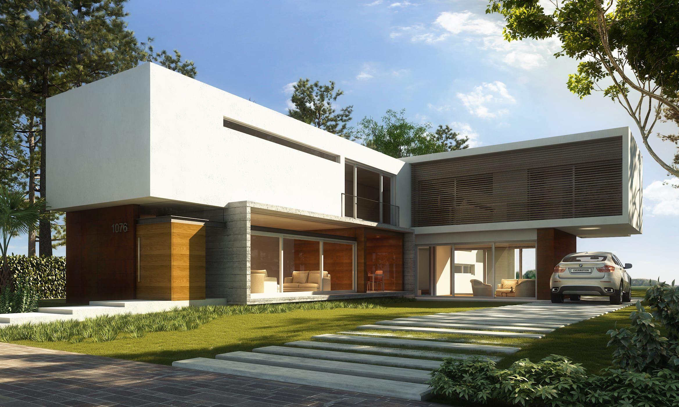 Maisons De Style De Style Moderne Par Estudio Arquitectura Agust