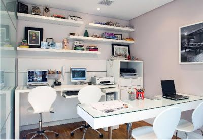 Escritório em casa | Decore Ambienti