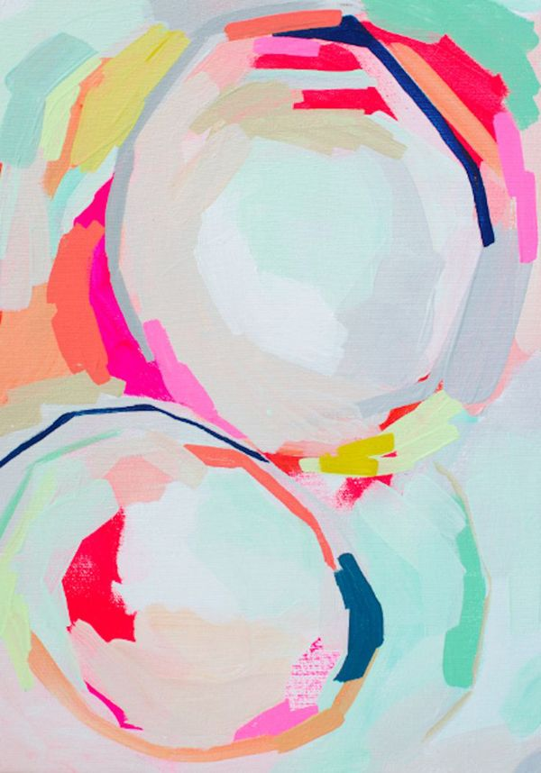 INSPIRATION | ABSTRACT PAINTINGS