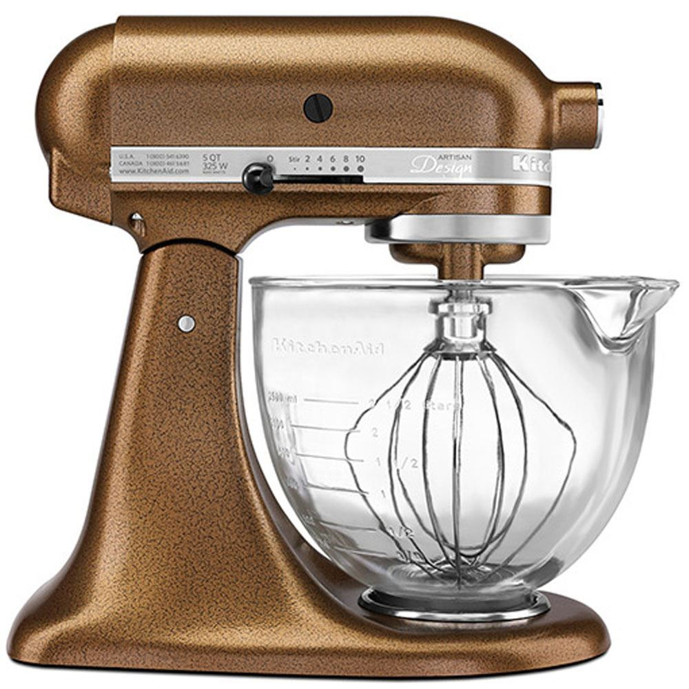 Batedeira Domestica Planet 193 Ria Tigela Vidro Kitchenaid