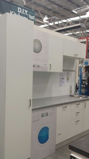 Laundry Cabinets Bunnings Mf Cabinets