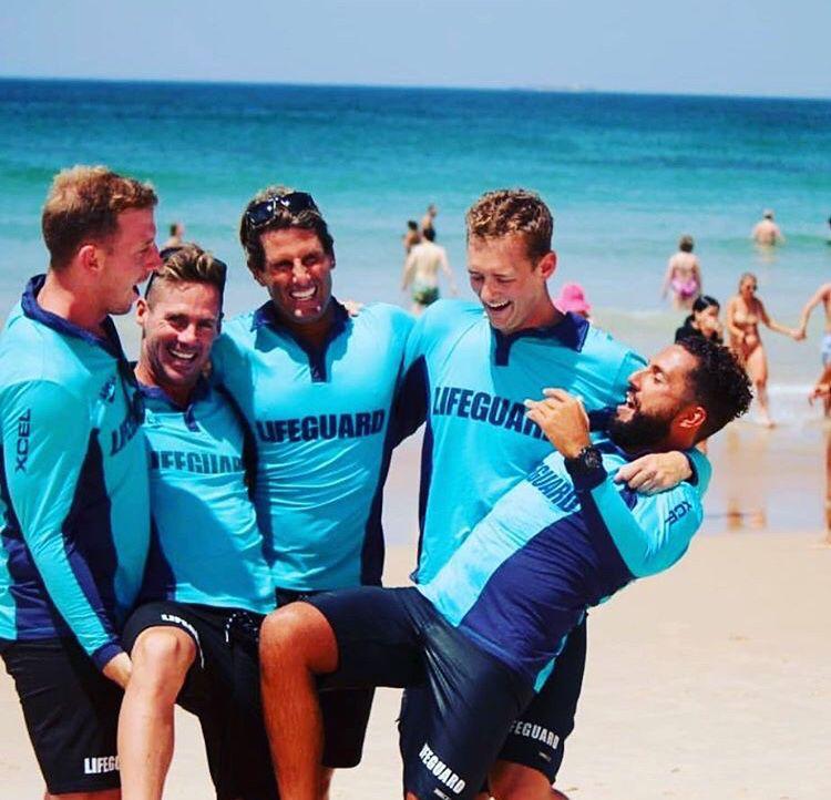 Bondi Rescue Beach Lifeguard Lifeguard Cute Guys