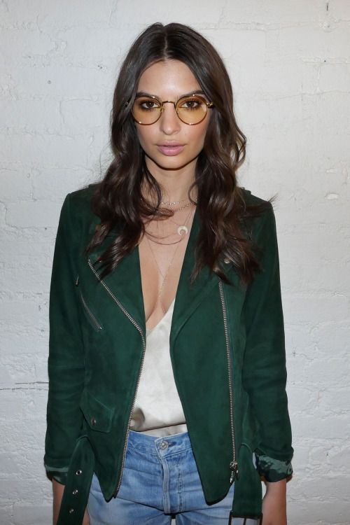 19ec68ee7b3 emsratajkowski  February 11  Emily at the Gentle Monster flagship store  opening in NYC