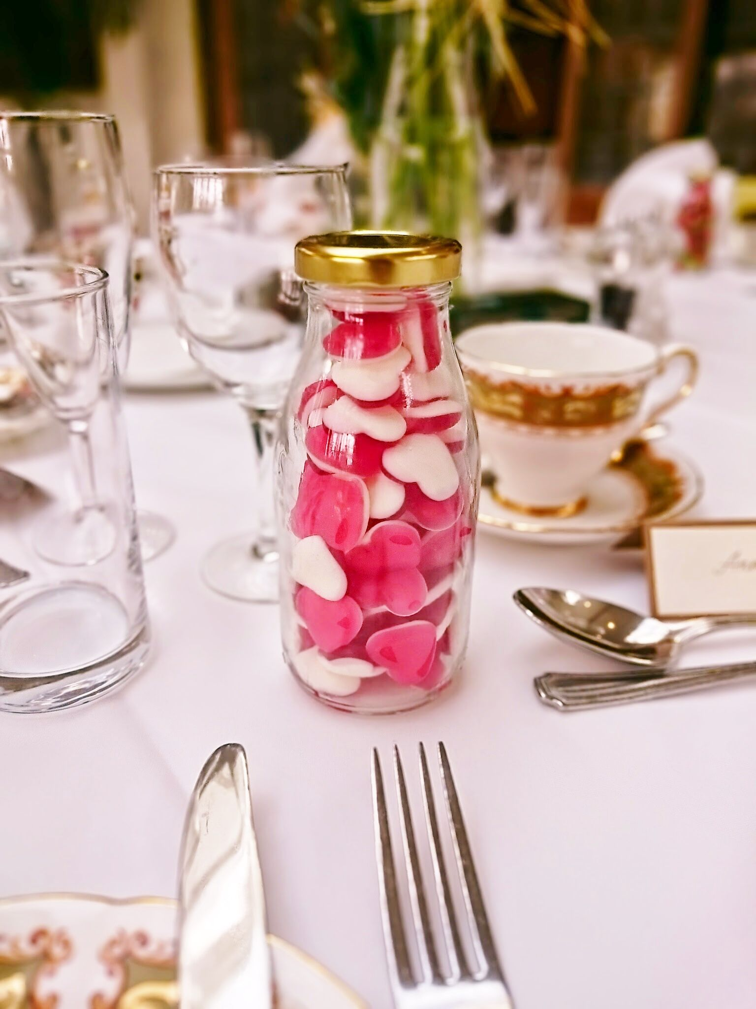 Some more sweet wedding favours http://www.prested.co.uk/weddings ...