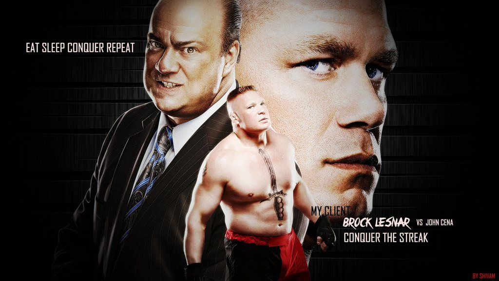 Brock Lesnar Eat Sleep Conquer Repeat Wallpaper By