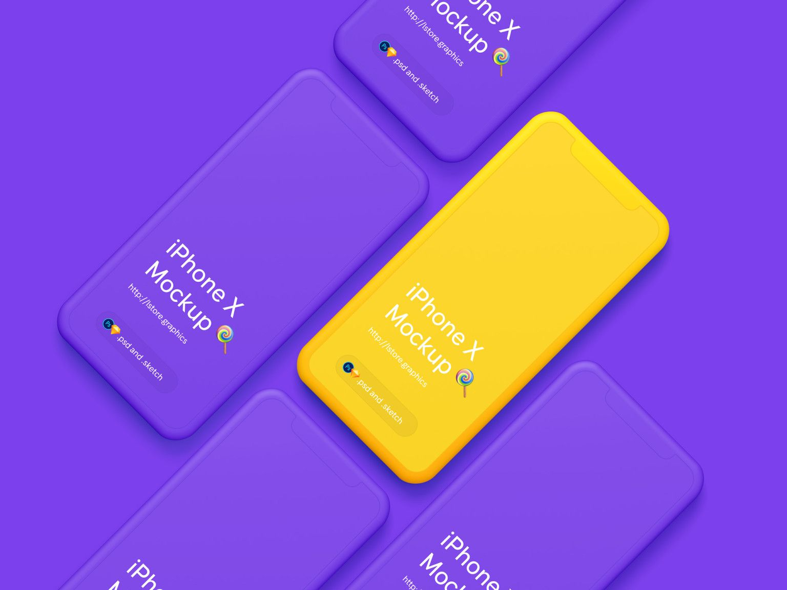 Download Simple Iphone X Mockups For Sketch And Photoshop Fribly Iphone Mockup Iphone Mockup Psd Free Iphone