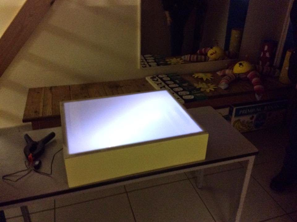 lichtbak maken led - google zoeken | lichtbak maken - corner desk