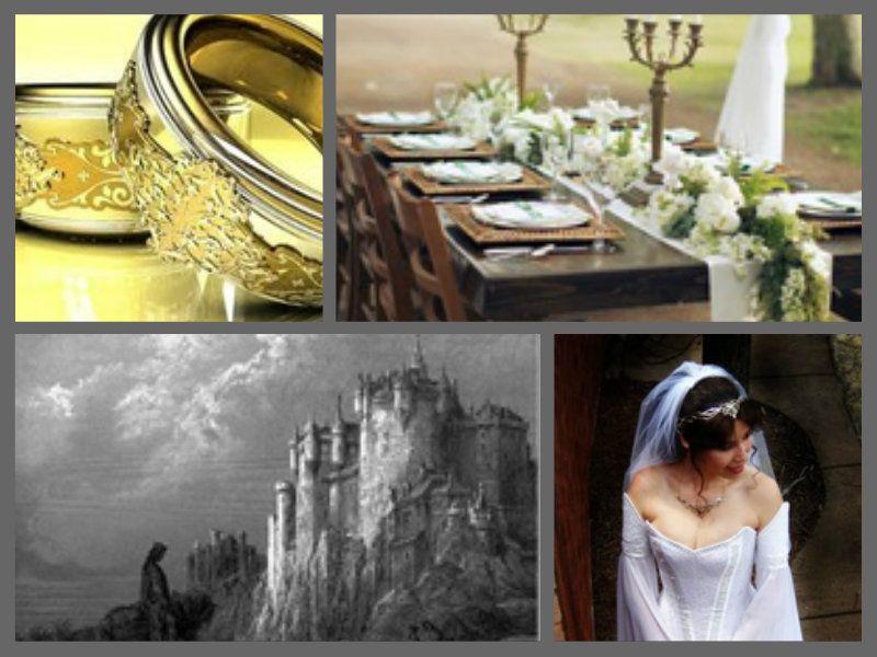 Medieval Wedding Theme Medieval Theme Pinterest
