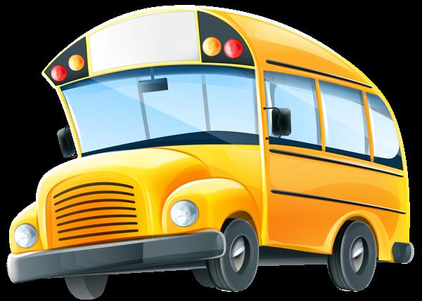 School Bus Png Clip Art Image Bus Cartoon School Bus School Bus Clipart