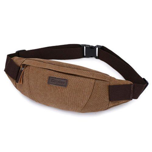 eda65d8c7a5 Men Waist Bag Fanny Pack Travel Pocket Chest Shoulder Bag Phone ...