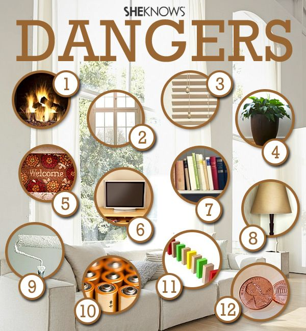WHAT HOLIDAY DANGERS ARE LURKING IN YOUR HOME?