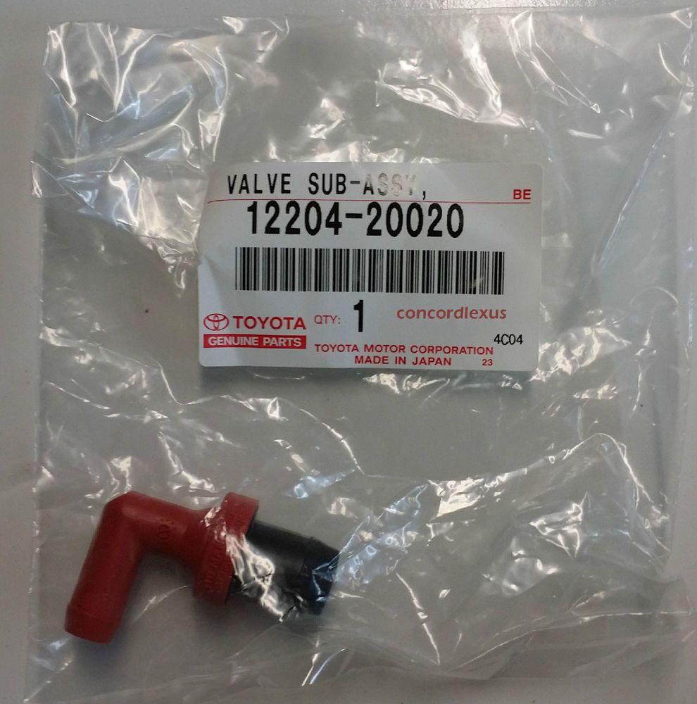 97-03 Camry PCV Valve NEW genuine Toyota OEM 1MZFE