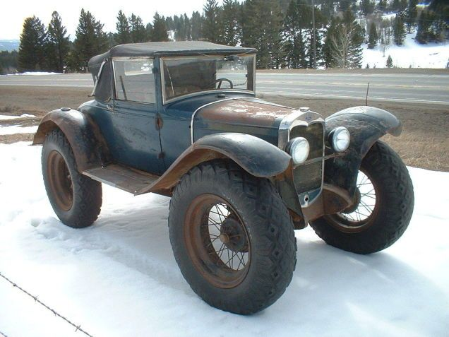 The Oral History Of An Amazing 1930 Ford Model A Off Road Mail