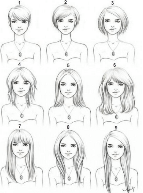 31 Charts That Ll Help You Have The Best Hair Of Your Life Growing Out Short Hair Styles Growing Out Hair How To Draw Hair