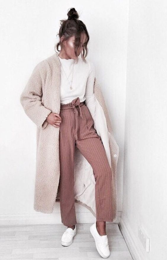 Winter coat | Fall outfit | Autumn | Inspiration | More on Fashionchick #autumncolours