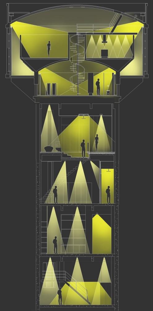 Castillo de Agua  / Bham Design Studio