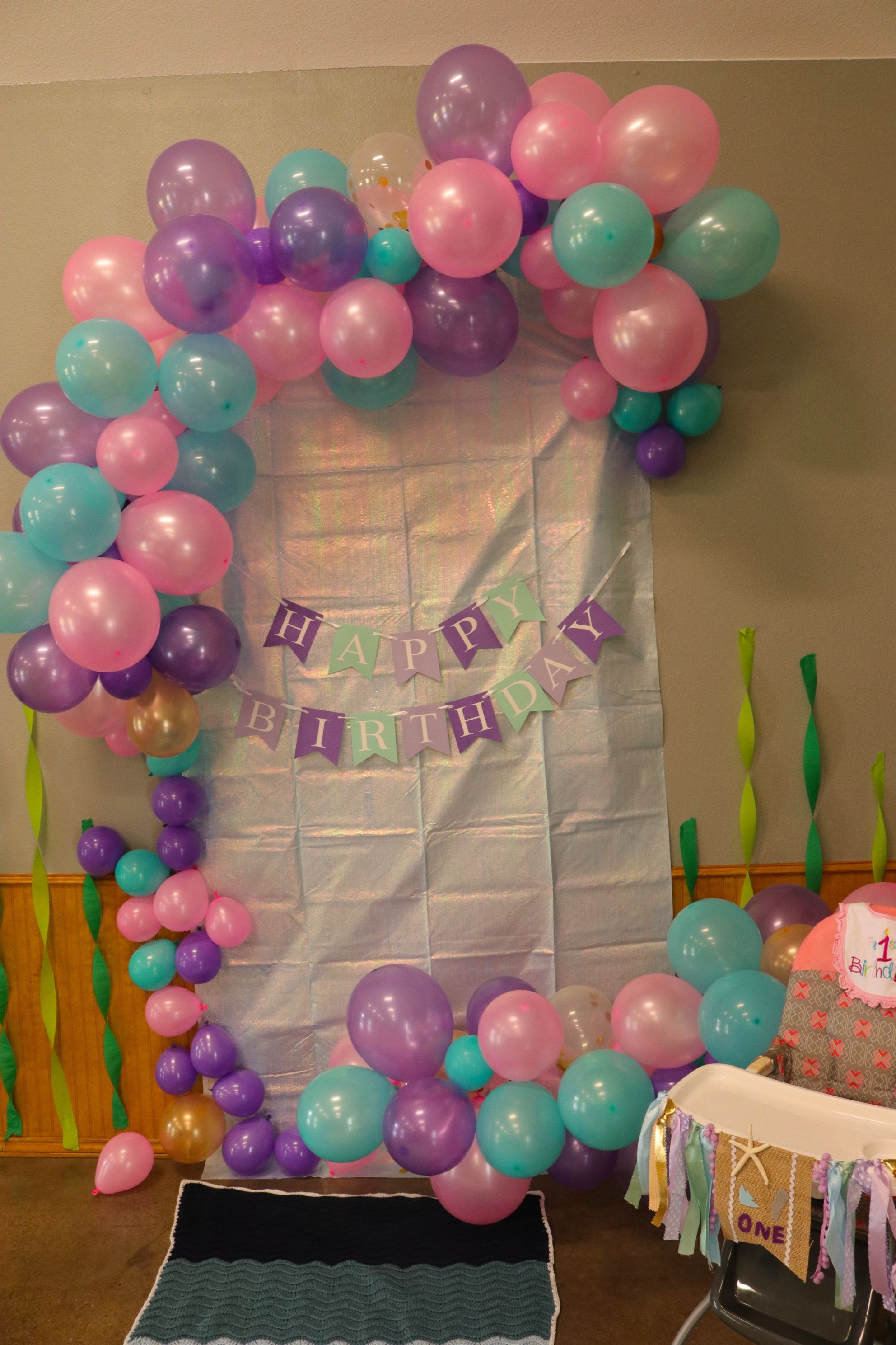 Balloon arch from amazon is the perfect addition to your