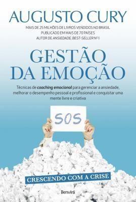 Livro Digital Gestao Da Emocao De Augusto Cury Livros Digitais