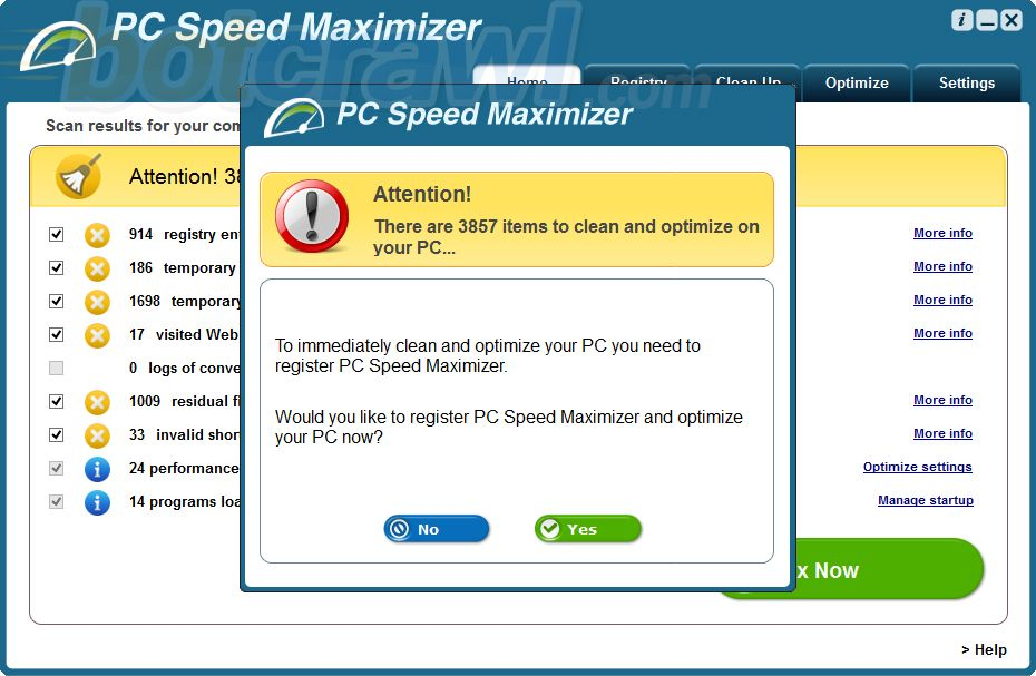 cl de licence pc speed maximizer gratuit