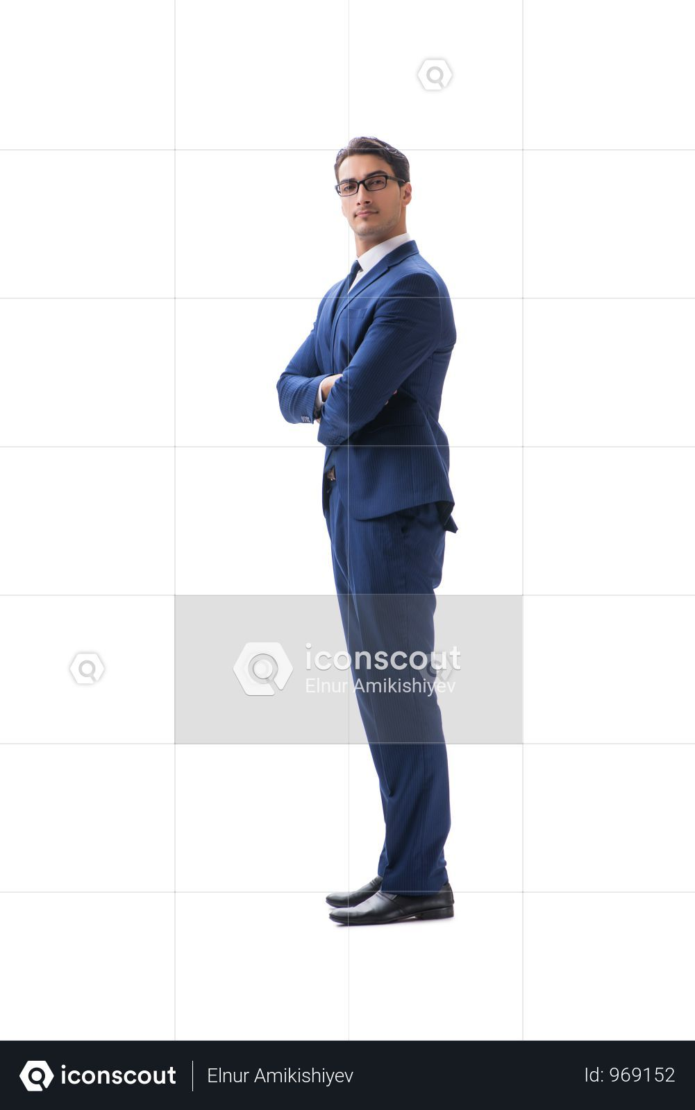 Premium Businessman Walking Standing Side View Isolated On White Backgro Photo Download In Png Jpg Format Business Man Photo Side View