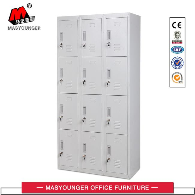 12 Door Locker Student Gym Use High Quality 12 Door Steel Locker In 2020 Locker Storage Steel Locker Lockers
