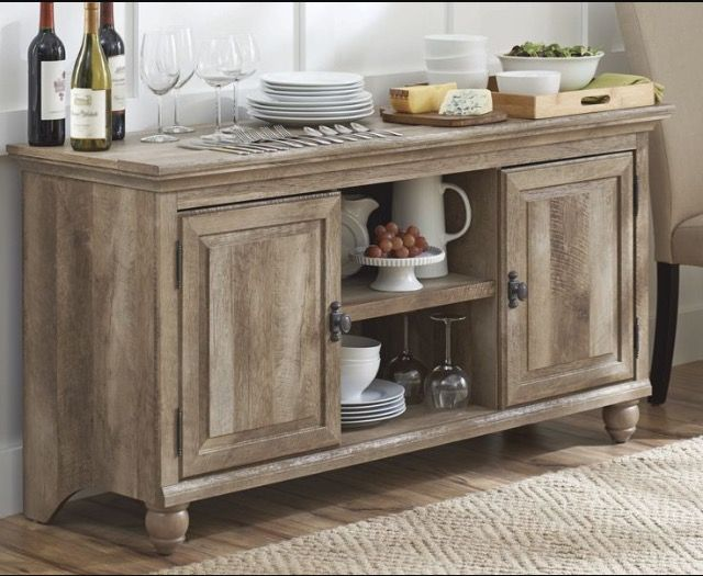 Dining Room Buffet Table Walmart 24800 Crossmill Tv Stand