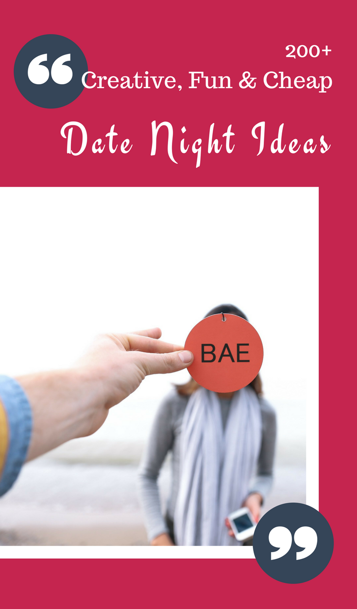 200+ Cheap Date Ideas For The Whole Year | Pinterest | Couple fun