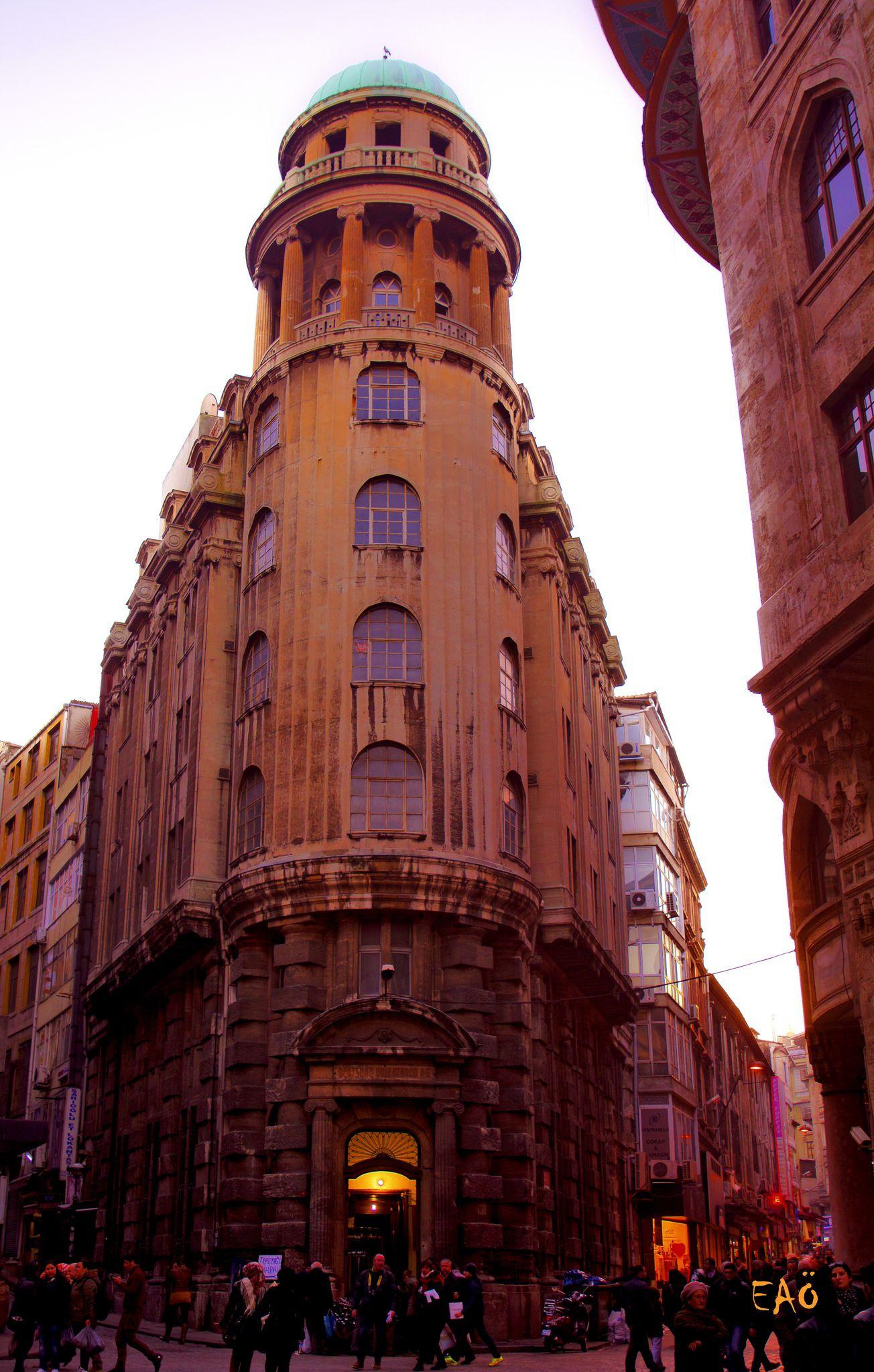 Intersection Turkey Travel Istanbul Turkey History
