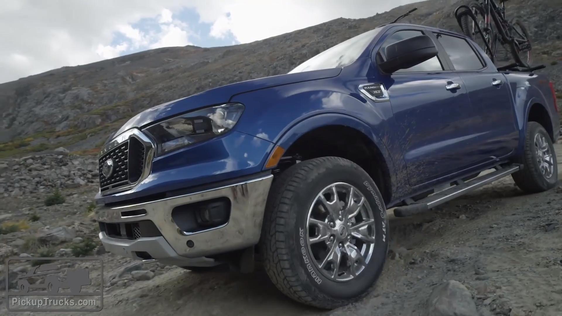2019 Ford Ranger First Drive — Ford ranger