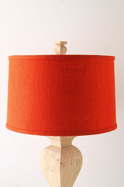 darby lampshade lights red lamp shade and orange lamps. Black Bedroom Furniture Sets. Home Design Ideas