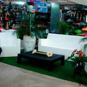 Conjunto 2 sillones + sofá + mesa a un precio increible #oferta #promociones