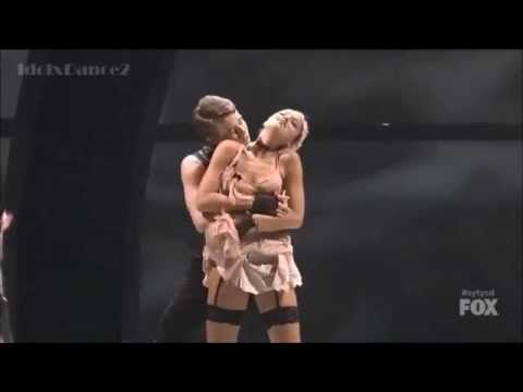 SYTYCD Top 16 Jacque Zack Back to Black - YouTube