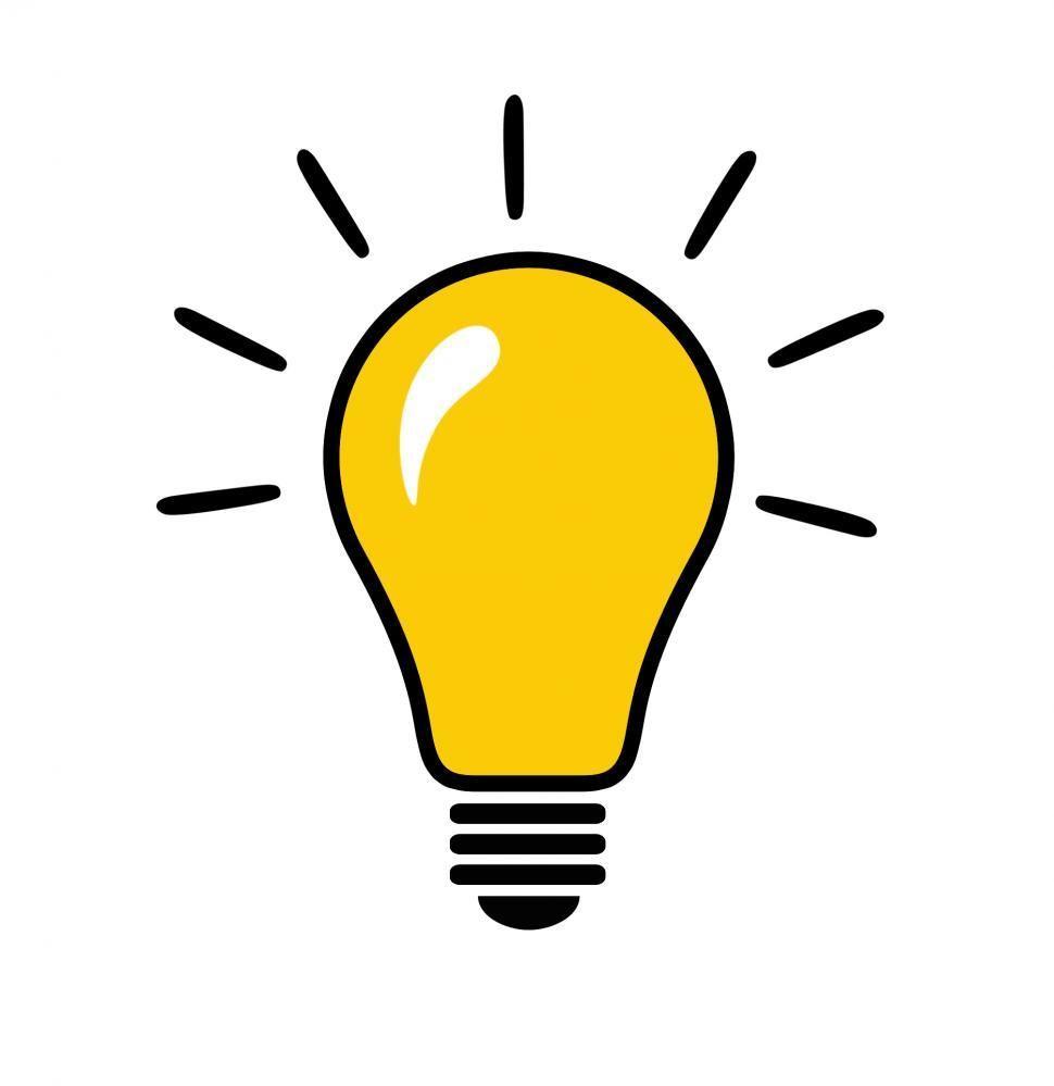 Idea Clipart Vector Pencil And In Color Idea Clipart Vector