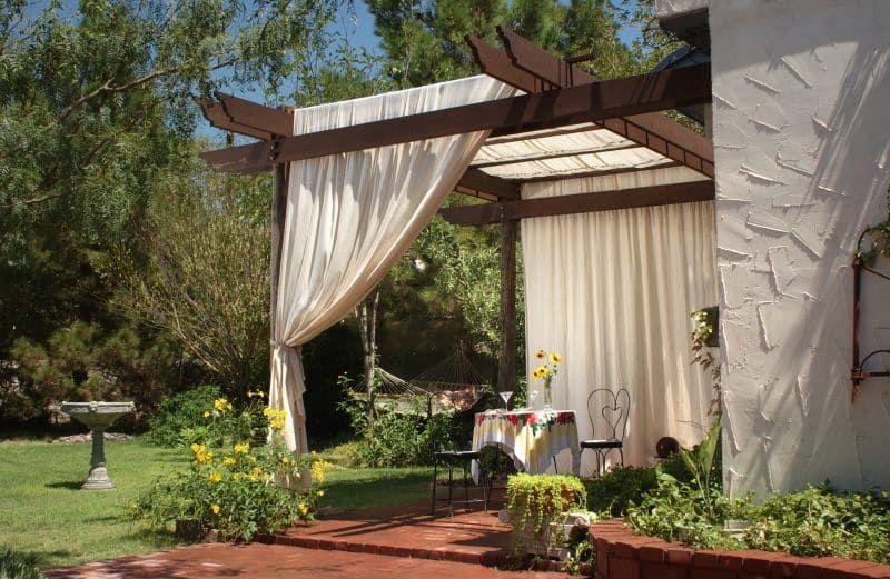 Beautiful Backyard Pergola Ideas BBQ Pinterest Jardinería