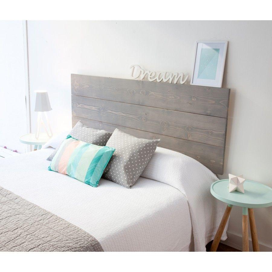 Nyssel cabecero gris | Cabecero, Camas y Dormitorio