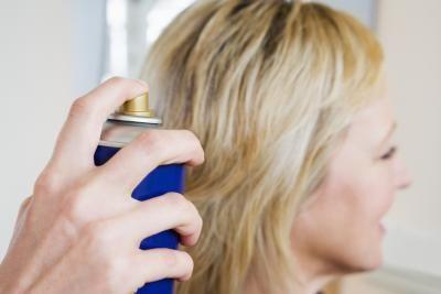 How To Get Sticky Hair Spray Off Bathroom Tile Floors