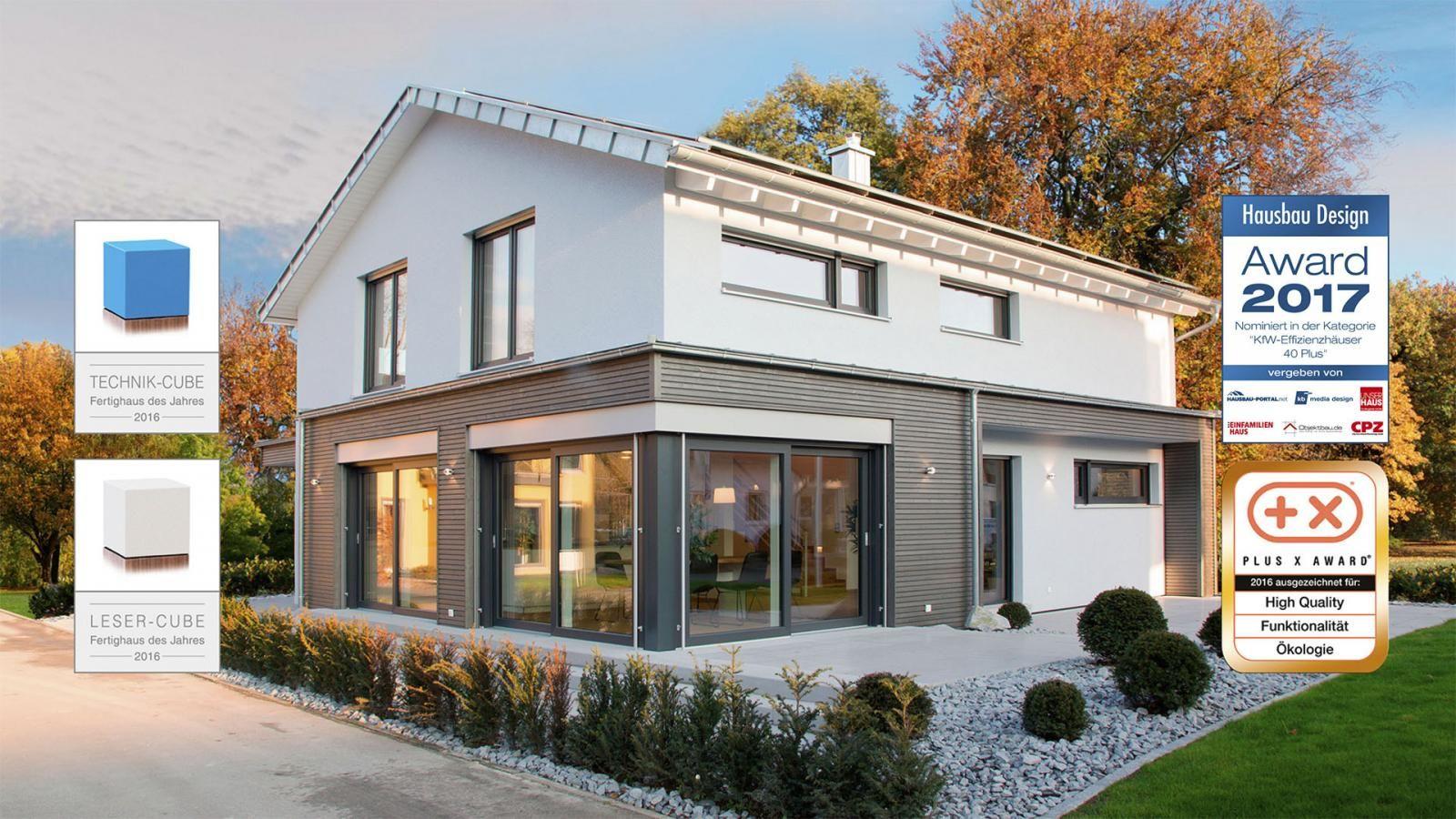 musterhaus ulm f r den hausbau design award nominiert kategorie kfw effizienzh user 40 plus. Black Bedroom Furniture Sets. Home Design Ideas