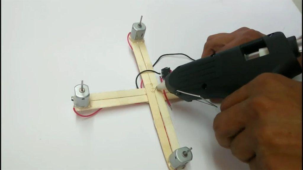 Cara Membuat Drone Mudah Dan Sederhana Ide kreatif ...