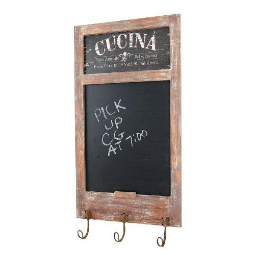 Kitchen Amazon.com: CBK Ltd Wood Cucina Wall Decor With