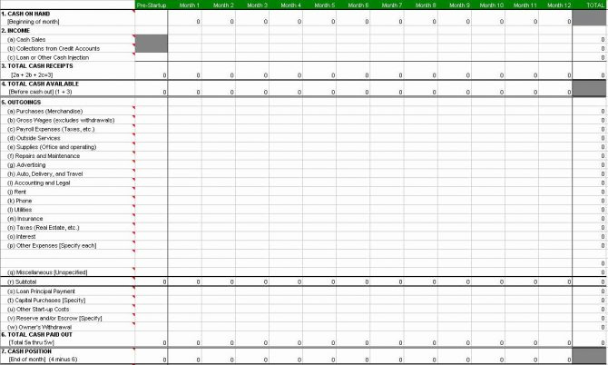 Small Business Spreadsheet Excel Template For Accounting In In Excel Templates For Accounting Sma In 2021 Excel Templates Bookkeeping Templates Financial Plan Template